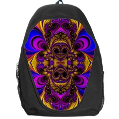 Crazy Abstract  Backpack Bag by OCDesignss