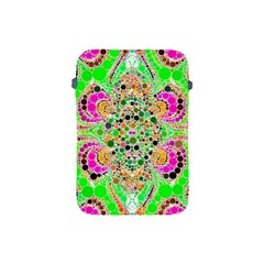 Florescent Abstract  Apple Ipad Mini Protective Sleeve by OCDesignss