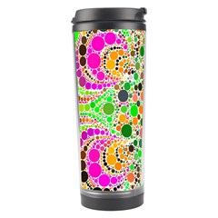 Florescent Abstract  Travel Tumbler by OCDesignss
