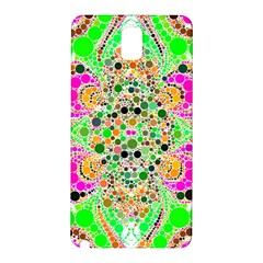 Florescent Abstract  Samsung Galaxy Note 3 N9005 Hardshell Back Case by OCDesignss