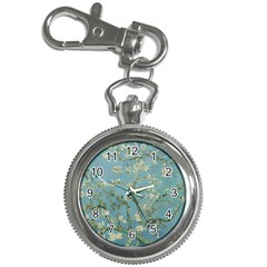 Vincent Van Gogh, Almond Blossom Key Chain Watch by Oldmasters