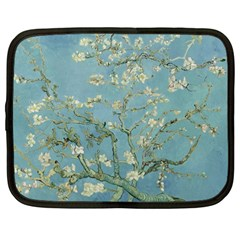 Vincent Van Gogh, Almond Blossom Netbook Sleeve (large) by Oldmasters