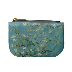 Vincent Van Gogh, Almond Blossom Coin Change Purse by Oldmasters