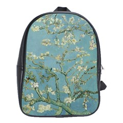 Vincent Van Gogh, Almond Blossom School Bag (large) by Oldmasters