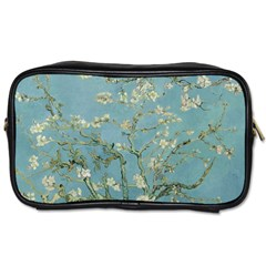 Vincent Van Gogh, Almond Blossom Travel Toiletry Bag (one Side) by Oldmasters