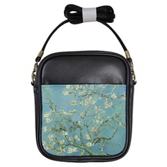 Vincent Van Gogh, Almond Blossom Girl s Sling Bag by Oldmasters