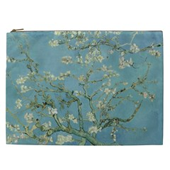 Vincent Van Gogh, Almond Blossom Cosmetic Bag (xxl) by Oldmasters