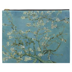 Vincent Van Gogh, Almond Blossom Cosmetic Bag (xxxl) by Oldmasters