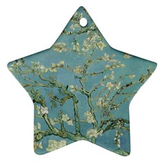 Vincent Van Gogh, Almond Blossom Star Ornament by Oldmasters
