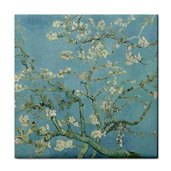 Vincent Van Gogh, Almond Blossom Face Towel by Oldmasters