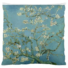Vincent Van Gogh, Almond Blossom Standard Flano Cushion Case (one Side) by Oldmasters