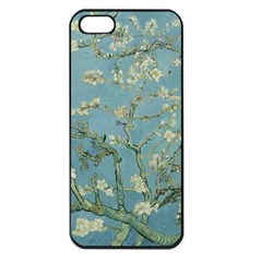 Vincent Van Gogh, Almond Blossom Apple Iphone 5 Seamless Case (black) by Oldmasters