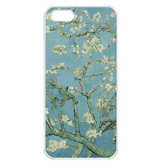 Vincent Van Gogh, Almond Blossom Apple Iphone 5 Seamless Case (white)