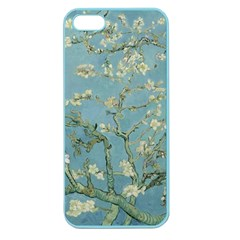 Vincent Van Gogh, Almond Blossom Apple Seamless Iphone 5 Case (color) by Oldmasters