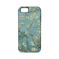 Vincent Van Gogh, Almond Blossom Apple Iphone 5 Classic Hardshell Case (pc+silicone) by Oldmasters
