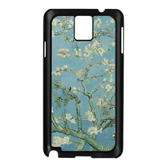 Vincent Van Gogh, Almond Blossom Samsung Galaxy Note 3 N9005 Case (black) by Oldmasters