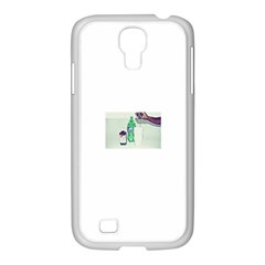 Dirty $prite Samsung Galaxy S4 I9500/ I9505 Case (white)