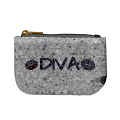 Sassy Diva  Coin Change Purse by OCDesignss
