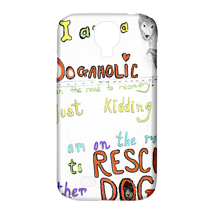 D0gaholic Samsung Galaxy S4 Classic Hardshell Case (PC+Silicone)