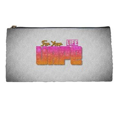 Vape For Your Life Abstract  Pencil Case by OCDesignss