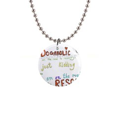 D0gaholic Button Necklace
