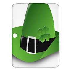 Irish Shamrock Hat152049 640 Samsung Galaxy Tab 3 (10 1 ) P5200 Hardshell Case  by Colorfulart23