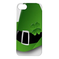 Irish Shamrock Hat152049 640 Apple Iphone 5s Hardshell Case by Colorfulart23