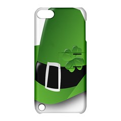 Irish Shamrock Hat152049 640 Apple Ipod Touch 5 Hardshell Case With Stand by Colorfulart23