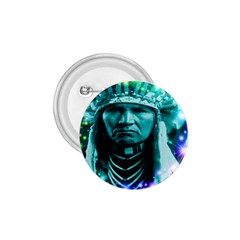 Magical Indian Chief 1 75  Button by icarusismartdesigns