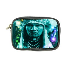 Magical Indian Chief Coin Purse by icarusismartdesigns
