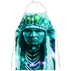 Magical Indian Chief Apron by icarusismartdesigns