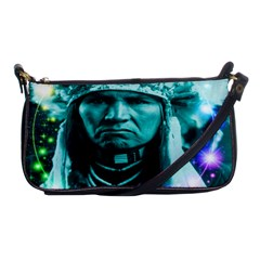 Magical Indian Chief Evening Bag