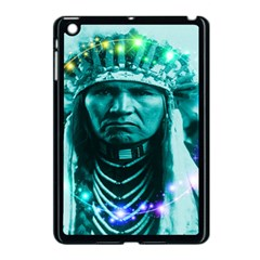Magical Indian Chief Apple Ipad Mini Case (black) by icarusismartdesigns