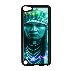 Magical Indian Chief Apple Ipod Touch 5 Case (black) by icarusismartdesigns