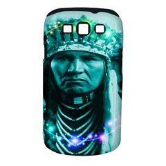 Magical Indian Chief Samsung Galaxy S Iii Classic Hardshell Case (pc+silicone) by icarusismartdesigns