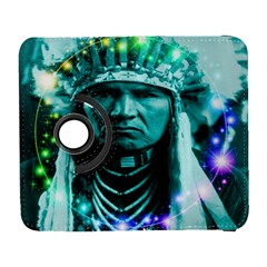 Magical Indian Chief Samsung Galaxy S  Iii Flip 360 Case by icarusismartdesigns