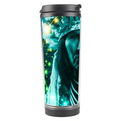 Magical Indian Chief Travel Tumbler by icarusismartdesigns