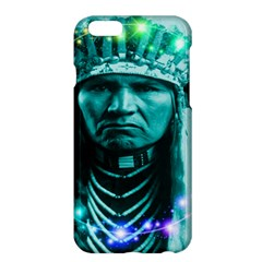 Magical Indian Chief Apple Iphone 6 Plus Hardshell Case by icarusismartdesigns
