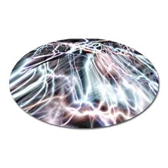 Solar Tide Magnet (oval) by icarusismartdesigns