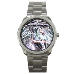 Solar Tide Sport Metal Watch by icarusismartdesigns