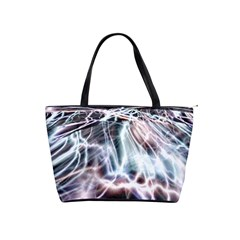 Solar Tide Large Shoulder Bag by icarusismartdesigns