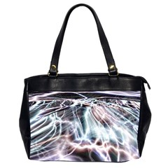Solar Tide Oversize Office Handbag (two Sides) by icarusismartdesigns