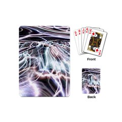 Solar Tide Playing Cards (mini) by icarusismartdesigns