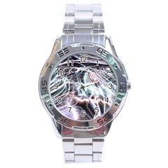 Solar Tide Stainless Steel Watch by icarusismartdesigns