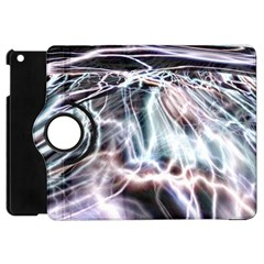 Solar Tide Apple Ipad Mini Flip 360 Case by icarusismartdesigns