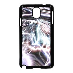 Solar Tide Samsung Galaxy Note 3 Neo Hardshell Case (black) by icarusismartdesigns