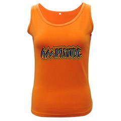 Amplitude Cool Women s Tank Top (dark Colored)