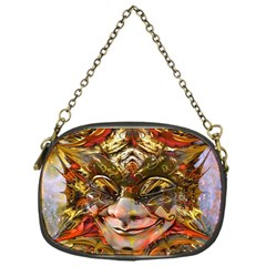 Star Clown Chain Purse (one Side)