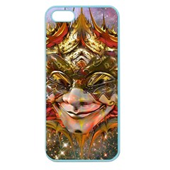 Star Clown Apple Seamless Iphone 5 Case (color) by icarusismartdesigns