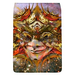Star Clown Removable Flap Cover (large) by icarusismartdesigns